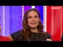 BBC The One Show 07/02/2019 Rebecca Ferguson, Louis Ashbourne Serkis and Joe Cornish