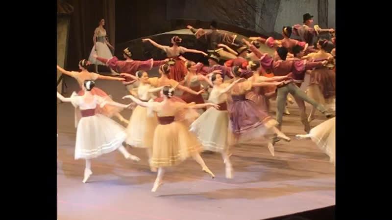 """Giselle"""" 🌸☁️ 31 05 2019 Svetlana Zakharova Denis Rodkin Olga Marchenkova Mikhail Lobukhin Bolshoi Theatre 🎭"""