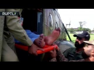 Спасибо, что помогли мне- в Пакистане спасён российский альпинист  РТ на русс.mp4