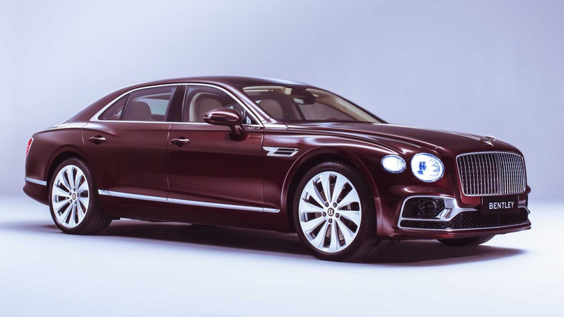 Bentley Flying Spur III и важные факты, изображение №17
