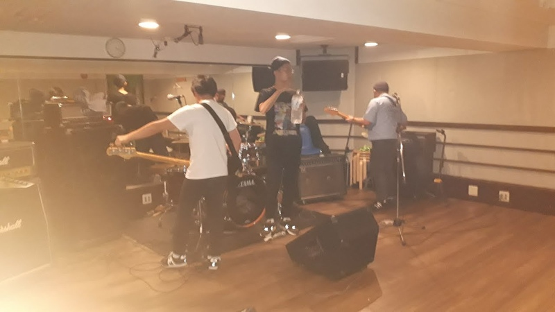 Asthenia - Live @ Rinky Dink Studio Umegaoka, 27.10.2018