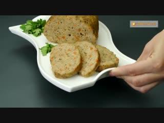 Надоели скучные котлеты! Мясной хлеб - замечательная и вкусная альтернатива! _