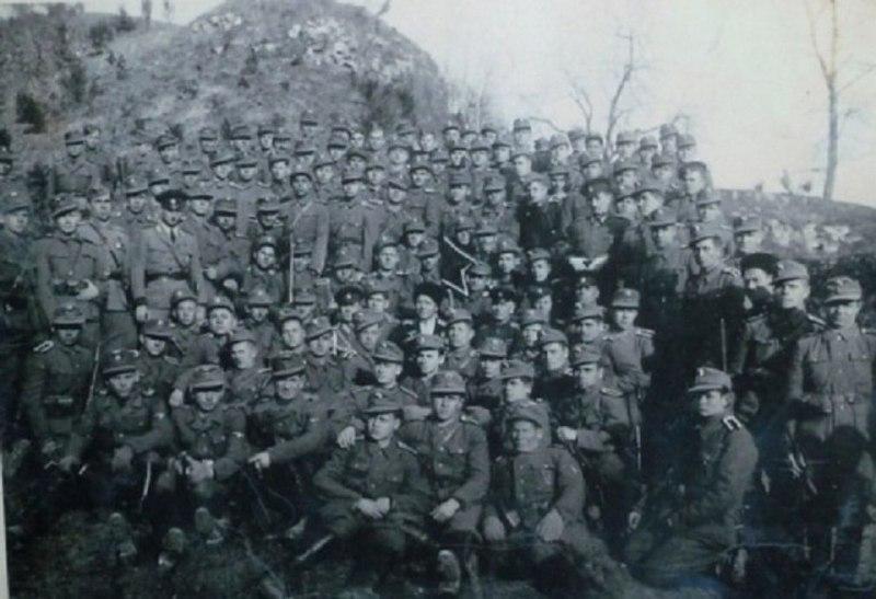 Специальный полк СС «Варяг». Югославия | ВКонтакте