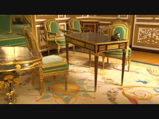 Мебель Версаля: от Короля-Солнце до Великой французской революции (2014)