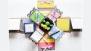 How to Make Exploding Box Birthday Gift Step by Step DIY Eksplodujące Pudełko Urodziny Prezent