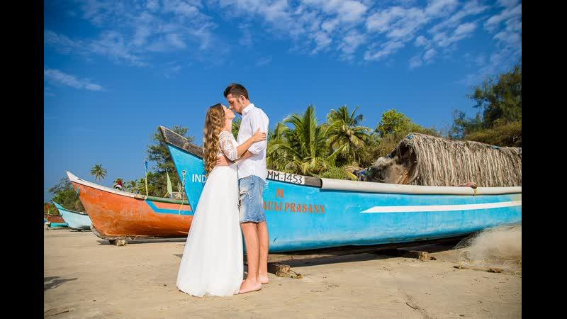 Love Story Goa India Morjim