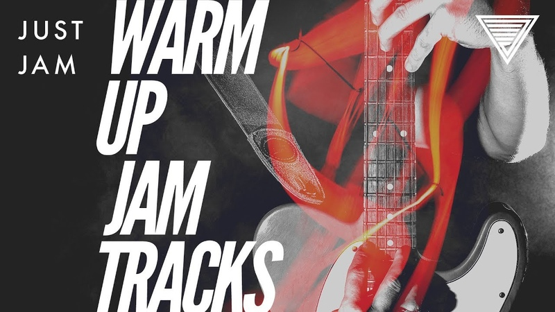 New Just Jam Warm Up Jamtracks Luca Mantovanelli and