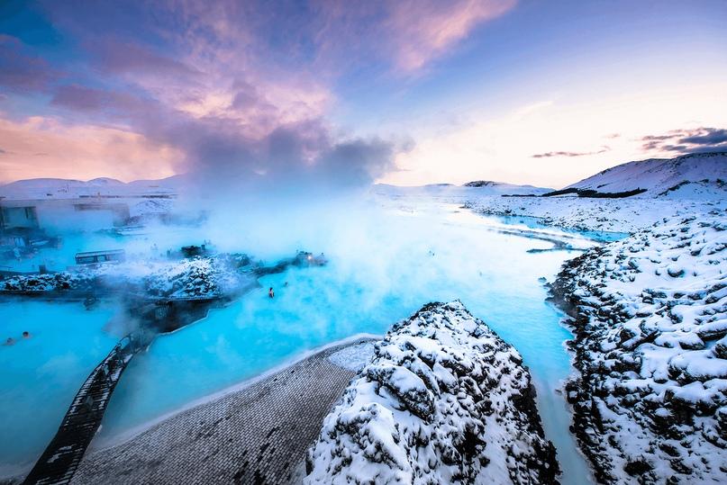 Голубая лагуна. Исландия, изображение №1