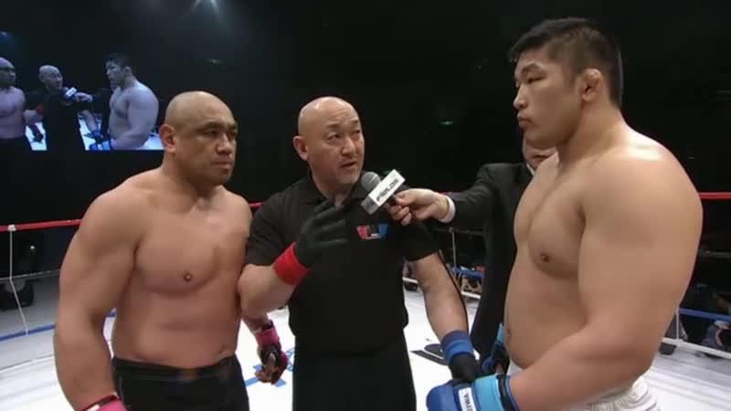 Kazuyuki fujita vs satoshi ishii- INOKI.BOM-BA-YE.2013.