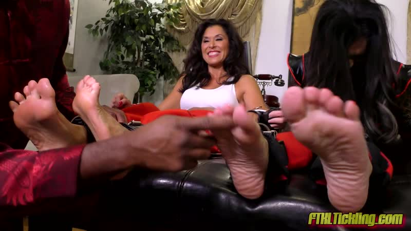 FTKL - Feets of (Tickle) Fury! Pt 29 Feud Of Laughter!