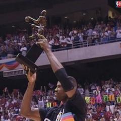 @nbatv on Instagram: Salute to David Robinson and his incredible 1994-95 MVP season!   #MVPMondays