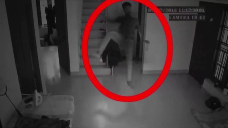 監視カメラに映った本物の 幽霊 映像 Part 20 Top 10 Scary Ghost Attack