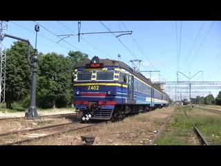 Электропоезда ЭР2-1293/1294 и ЭР12-6001 / ER2-1293/1294 and ER12-6001 EMU's