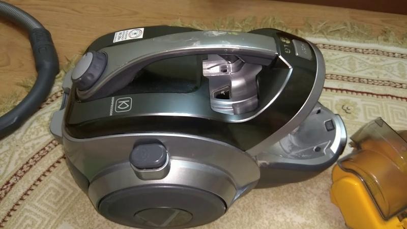 Пылесос LG компрессор отзыв за три с половиной года использования