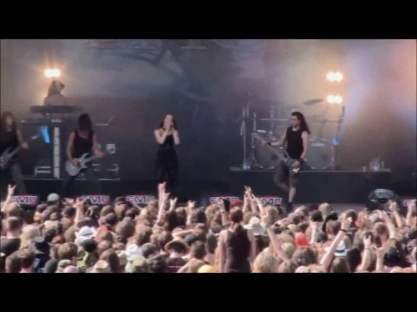 Epica Cry For The Moon SummerBreeze 2009