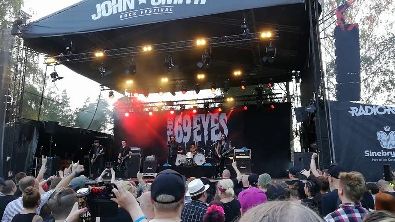 The69eyes - The chair (live, John Smith festival 20.7.2019)