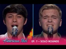 Caleb Hutchinson Laine Hardy: Two Country Boys FIGHT To Be In The Top | American Idol 2018
