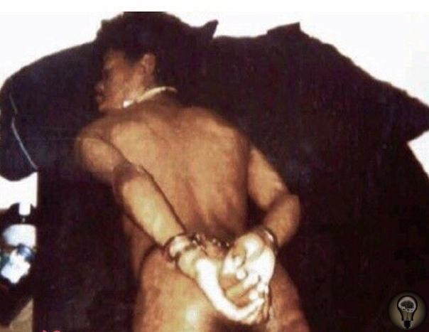 Жертва Джеффри Дамера. Фото сделано самим убийцей.