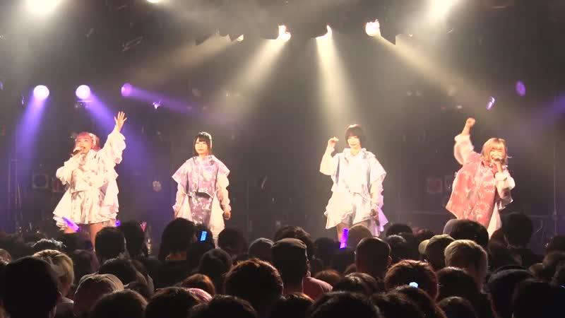 You'll Melt More SHAKER PEACEMAKER TOUR Summer Champion Fusae Shibuya Club Quattro Part① 2019 08 28