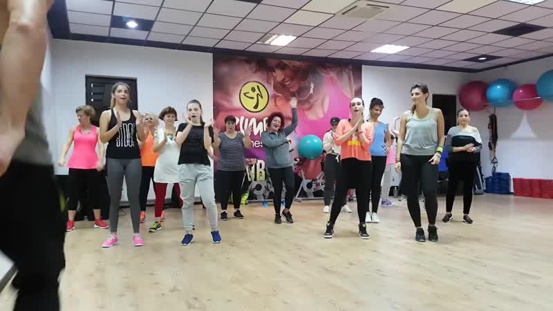 Zumba Fitness - Boshret Kheir.avi