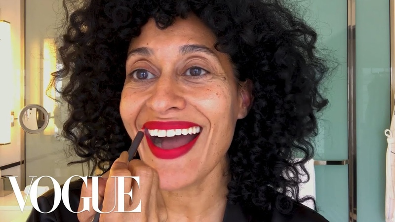 Tracee Ellis Rosss Guide to Curly Hair   Beauty Secrets   Vogue