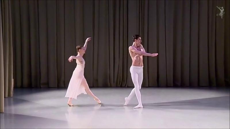 Leda and the Swan - Ваганова - Хитеева, Баркиджиджа
