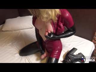 Lisa romanova (ts). lisa reaches an orgasmic climax! (18 may 2019)