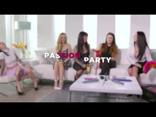 Karla Kush and Angela White - Passion Party [Lesbian]