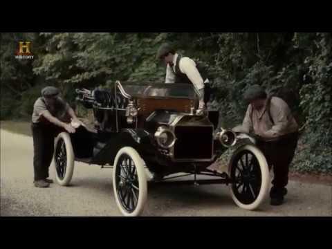 Генри Форд Новая машина (Люди построившие Америку )