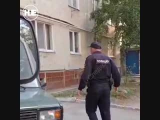 В Саратовской области буйный пьяный водитель получил приговор за драку с полицейским