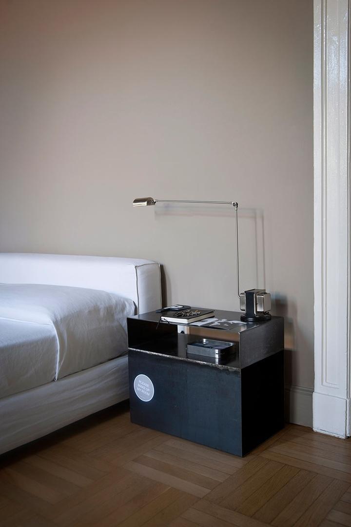 Итальянский интерьер: дом архитектора в Милане