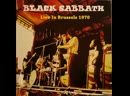 Black Sabbath Hand Of Doom Live In Brussels 1970