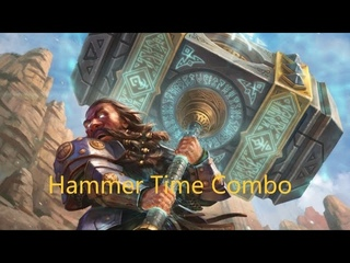 [MODERN] STOP... HAMMER TIME! LURRUS BRINGS THE HAMMER BACK OVER AND OVER