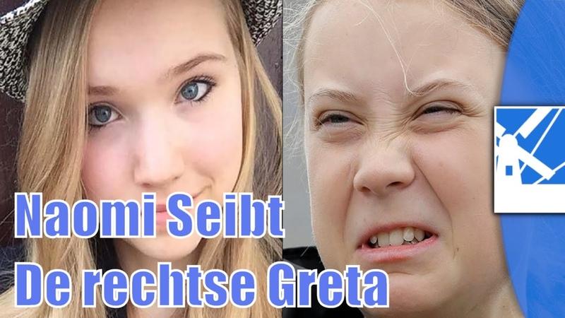 Naomi Seibt De Anti Greta Thunberg