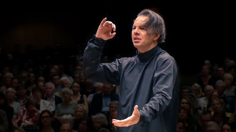Teodor Currentzis Gustav Mahler Sinfonie Nr 3 d Moll SWR Symphonieorchester