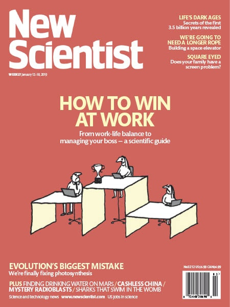 New Scientist 01.12.2019
