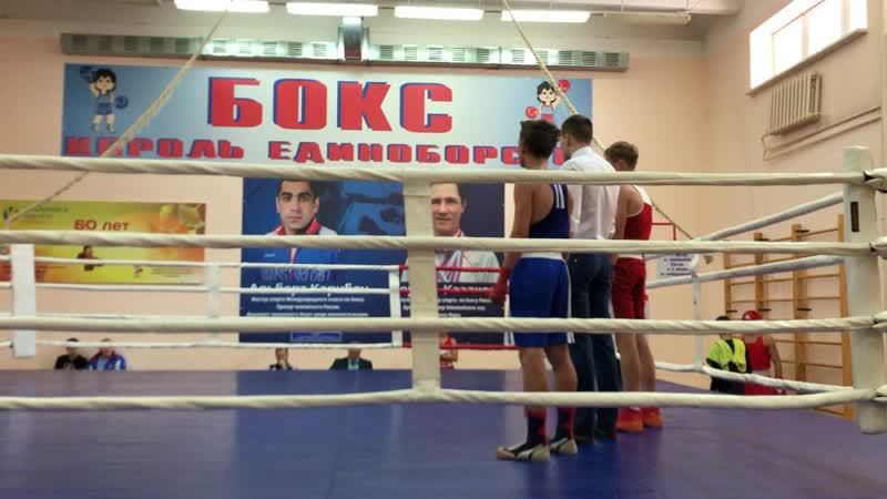 Валерий Панфилов и Иван Перышкин итог
