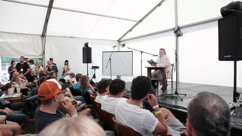 Kazimierz Kutz w Kawiarni Literackiej podczas Off Festival 2011