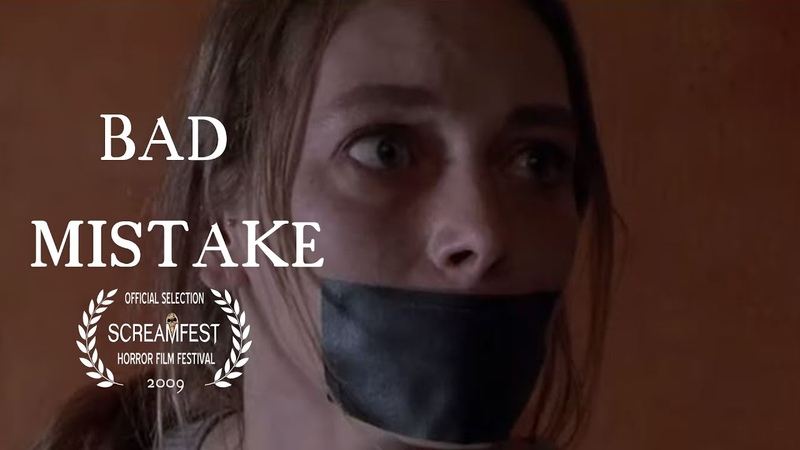 BAD MISTAKE SCARY SHORT HORROR FILM PRESENTED BY SCREAMFEST