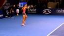 Annika Beck - BGL BNP Paribas Luxemburg Open 2013 - Slow motion video