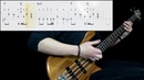 Teena Marie Lovergirl Bass Cover Play Along Tabs In Video