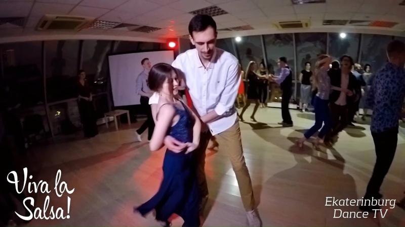 Viva La Salsa Party Alex Dj Upiets Maria