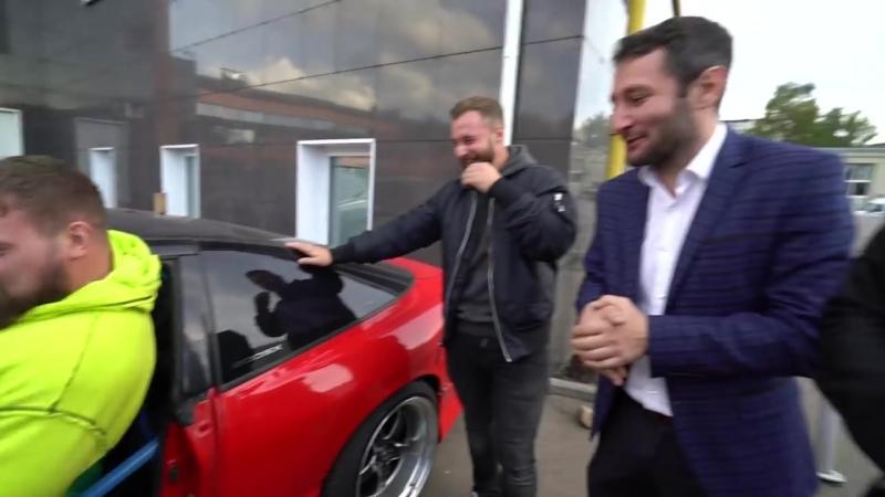 КОМАНДА А БОРОДАЧ VS ХАЧ Турбо Копейка Сарычева против Nissan 200SX Новый участник Команды А