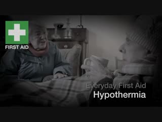 First aid_ hypothermia
