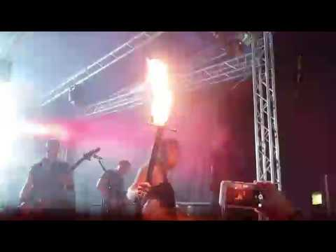 WIZARD live Metal United Festival Regensburg 2019 03 08 2019