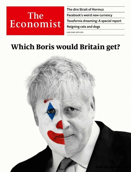2019-06-22 The Economist - Continental Europe edition