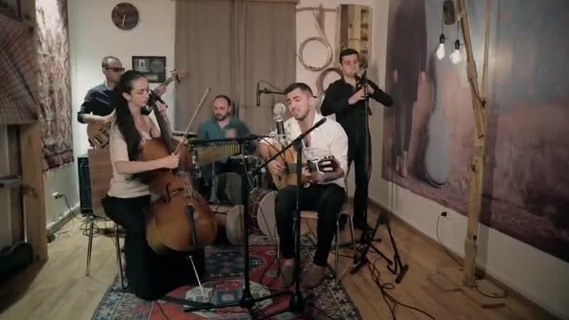 Vigen Hovsepyan Kanchum em ari ari Live Sessions HD