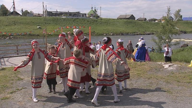 Belomorskas pietäh pomoroin kul'tuuran festivuali
