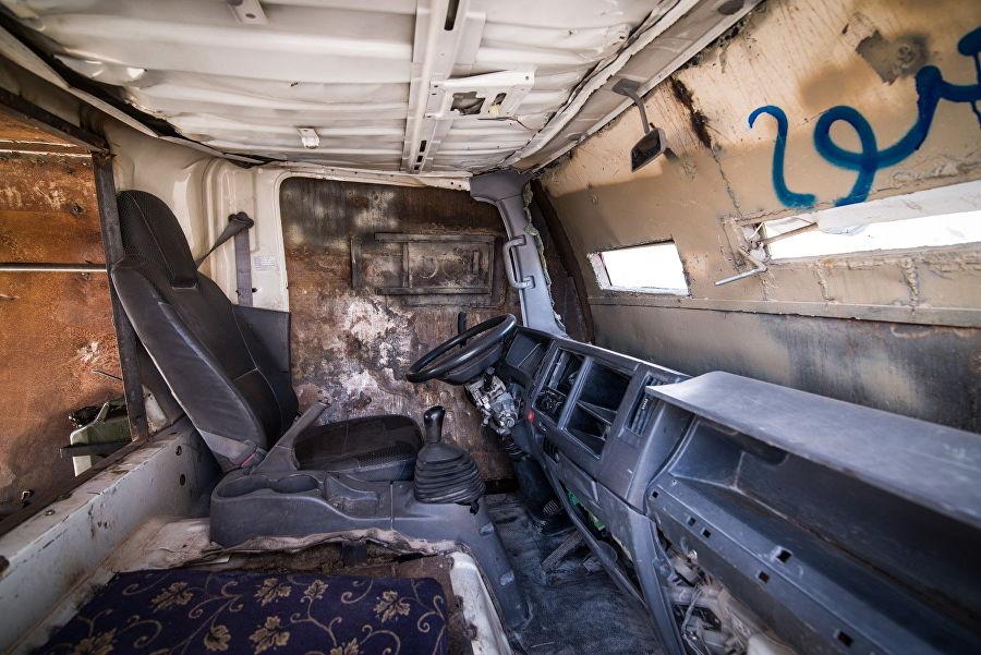 Трофеи из «песочницы»Репортаж c выставки вооружений сирийских боевиков, изображение №6