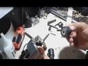 Instalando o mandril Passo a Passo motor de liquidificador ou parecidos